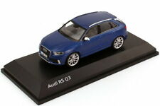 1:43 Audi RS Q3 2013 sepang-blau blue - Dealer-Edition - OEM - Schuco