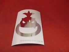 Bowser Jr. Super Mario Bros Nintendo 2015 Enterplay Card Sticker