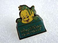 Pin's vintage épinglette collector Disney home vidéo POLOCHON LOT DISNEY 071