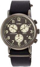 TIMEX TW2P71500 Chronograph Mens Watch Weekender NATO Belt Fast Ship Japan EMS