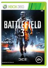 Battlefield 3 Microsoft Xbox 360 2011 Factory Sealed