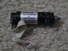 PORTESCAP 16 DC 12V Coreless Gear Motor 540RPM With Encoder 16G 214E MR2 9B