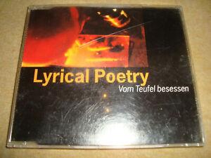 LYRICAL POETRY - Vom Teufel Besessen  (Maxi-CD)