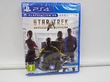 Star Trek Bridge Crew Playstation 4 PS4 Nuevo PRECINTADO SEALED.COMBINO ENVIOS