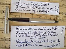 STYLO PLUME PARKER 45 FLIGHTER  FOUNTAIN PEN FULLFEDERHALTER  CANETA