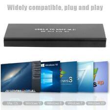Hard Disk Case SSD M.2 NGFF to USB 3.0 Adapter External Hard Drive Enclosure H1