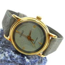 30 m (3 ATM) Polierte Vergoldete Armbanduhren