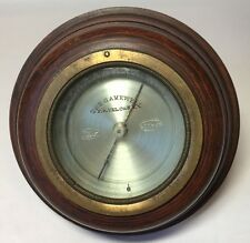 Gamewell Galvanometer Fire Alarm Telegraph Company New York Meter Antique