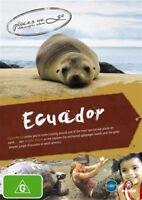 Places We Go - Ecuador (DVD) NEW/SEALED [All Regions]