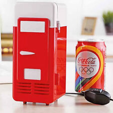 Mini USB Cooler Fridge Beverage Can Cooler Warmer Freezer Car Refrigerator 950