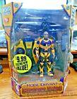 Kobe Bryant Champion rare NBA  Toys figure RC Helicopter Lakers Robojam HOF NEW