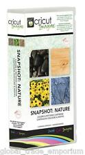 CRICUT Imagine Cartridge ' SNAPSHOT NATURE '  - For CRICUT IMAGINE Machines