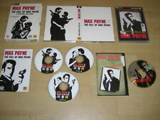 MAX PAYNE 1 & 2 Pc Cd Rom The Fall Of Max Payne 1&2 FAST DISPATCH