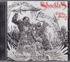 SHACKLES - coup de grace CD