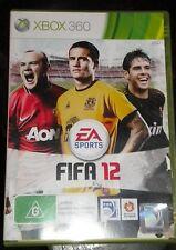 Xbox 360 Game - EA Sports FIFA 12.