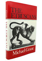 Michael Grant THE ETRUSCANS  1st Edition 1st Printing