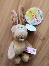 Nici Bean Bags Schlüsselanhänger Ostern Hase, braun 36508