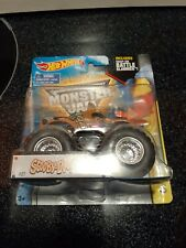 Scooby-doo Hot WHEELS Monster Jam Truck Diecast 1:64  Battle Slammer