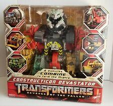 Transformers ROTF Revenge of the Fallen Devastator Constructicon US New
