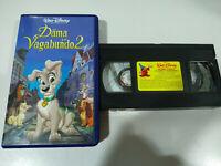 La Dama y el Vagabundo 2 Walt Disney - VHS Cinta Castellano