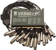 Digigram VX882HR 8 Channel Multichannel Analog & AES/EBU Digital w/ XLR Cable