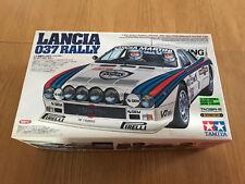 Rare Vintage 2001 Tamiya 58278 RC Lancia 037 RALLY Martini TA03R-S 4WD NIB