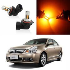 For Toyota RAV4 2001-2005  2x Mini Amber Yellow LED Fog Light Driving  Bulbs
