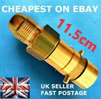 UK Bayonet LPG Filling Point Filler TO gas cylinder Bottle GERMAN POL Adapter