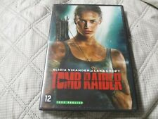 "DVD ""TOMB RAIDER 2018"" Alicia VIKANDER"