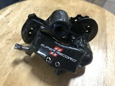 Campagnolo Super Record 11 Rear Derailleur. Short Cage Carbon 11 Speed