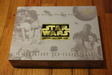 EMPTY BOX & Rules Star Wars CCG Empire Strikes Back Introductory Two-Player Game
