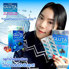 Gluta by DNA WHITE Glutathione 100,000mg.10x Mineral H2O Super Skin Whitening