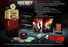 Call Of Duty: Black Ops 3 III - Juggernog Edition [Xbox One XB1, Collector] NEW