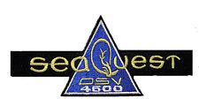 SeaQuest US TV Show- DSV 4600 Logo Patch - Uniform Aufnäher neu