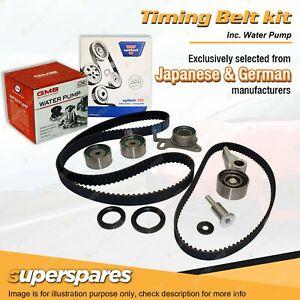 Timing Belt Kit & Water Pump for Mitsubishi Challenger PB PC Triton ML MN 4D56T