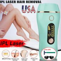 Electric 990000 IPL Painless Laser Hair Removal Permanent Face Body Leg Epilator