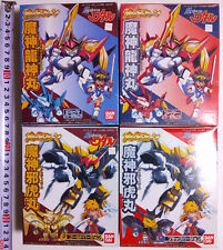 "Bandai 4Plastic Model Kit""Mashin Hero Wataru""Plating Machine@Ryujinmaru&Jakomaru"