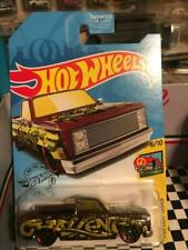"2020 Hot Wheels .""83 Chevy Silverado""-"