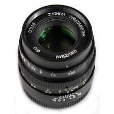 Mitakon Speedmaster 25mm F/0.95 Lens for Micro 4/3 mount OM E-M1 G6 GH4 GH5 OM-D