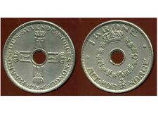 NORVEGE  1 krone 1946