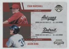 2011 Playoff Contenders Winning Combos Evan Marshall Jason King #14