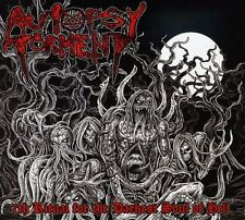 Autopsy Torment - 7th Ritual for the Darkest Souls of Hell [New CD]