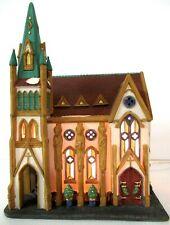 "Dept 56 ""All Saints Corner Church"" ~ (1990) ~ * Christmas In The City *"