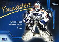 2002-03 German DEL #32 Oliver Jonas