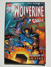 WOLVERINE  -  N°  58 - COMICS -  MARVEL FRANCE