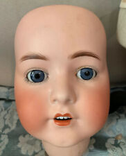 Antique dolls head Heubach Köppelsdorf. hairline 35 cm head circumference