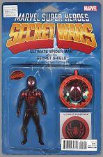 Ultimate End #1 Christopher Action Figure Variant Marvel Comic Nm Spider-Man