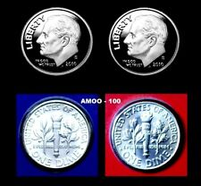 2010 P D S S Roosevelt Dime S From Silver Proof Sets & P D From U.S. Mints