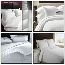 Linge de lit et ensembles blancs traditionnels en 100% coton