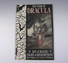 Epic Comic **THE TOMB OF DRACULA ** #1 1st Printing 1991 VF/NM